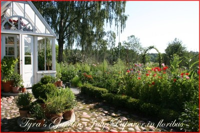 Tyras trädgård